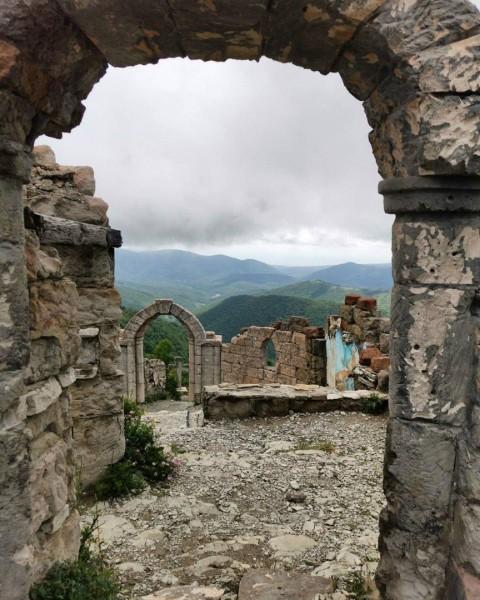 Грозовые ворота возле Геленджика. Фото: vika_sun_sea