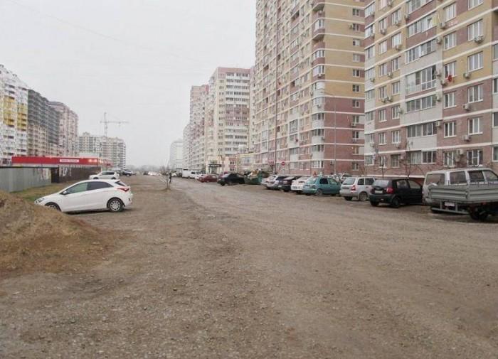 В Карасунском округе Краснодара построят новую дорогу