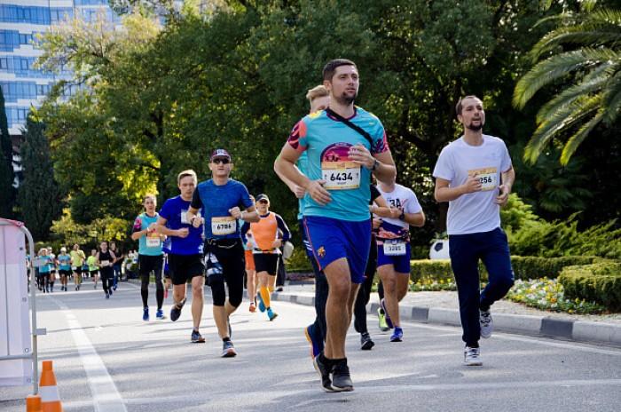 В рамках «Сочи Марафон 2020» легкоатлеты пробегут 42 км